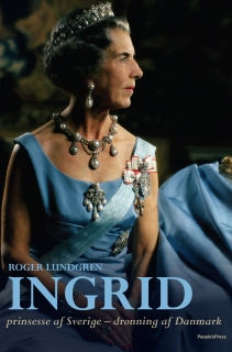 Book cover: Queen Ingrid by Lundgren