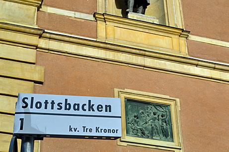 Stockholm – the Royal Palace